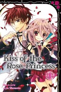 Manga Review: Kiss of the Rose Princess Vol. 1 | Keeping ...