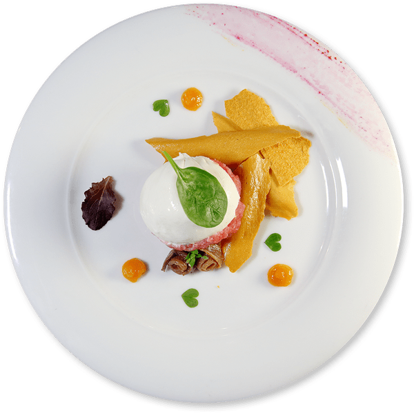 antipasti ristorante Le Fanfaron Torino