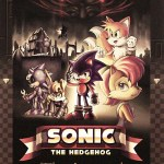Sonic the Hedgehog: The Animated Fan Film Poster