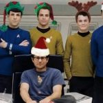 Star Trek: 'Merry Christmas!'