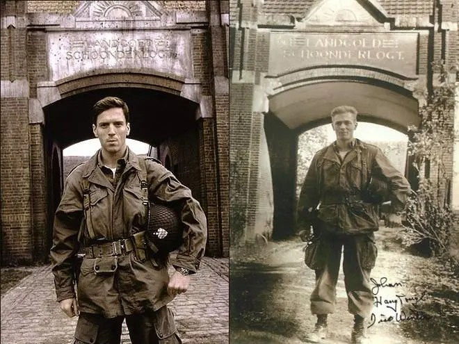 Damian lewis dick winters