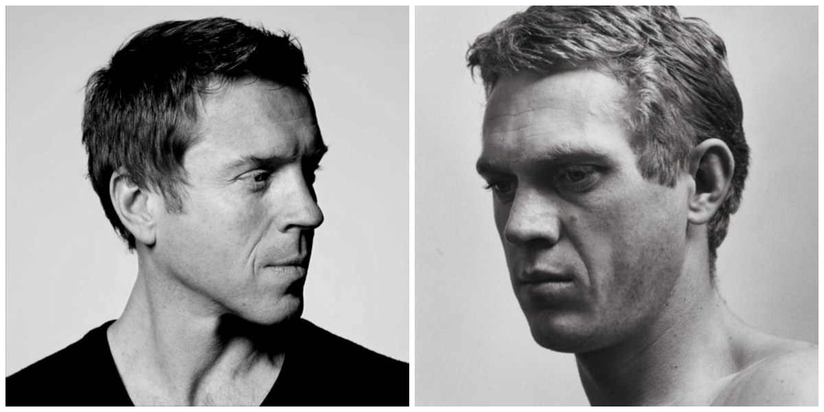 Why Damian Lewis should play Steve McQueen