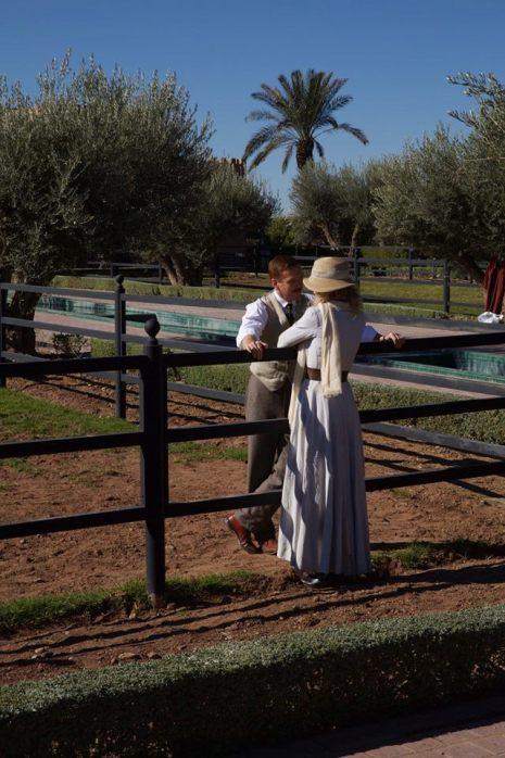 Damian Lewis Nicole Kidman Charles Doughty-Wylie Gertrude Bell Queen of the Desert