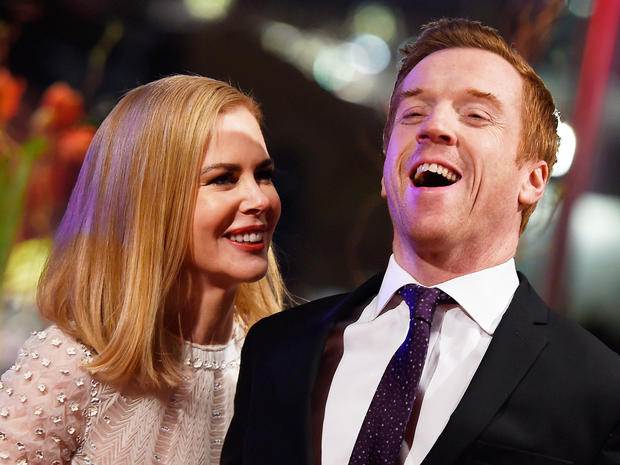 Nicole Kidman Damian Lewis Queen of the Desert Berlinale