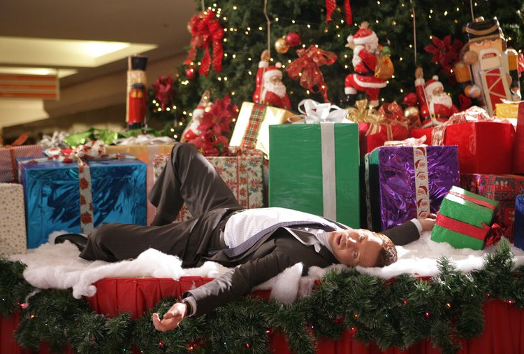 I know, we all just want Charlie under the tree. Let's get real. source: NBC