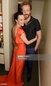 Happy Anniversary to Damian Lewis & Helen McCrory! - Fan ...