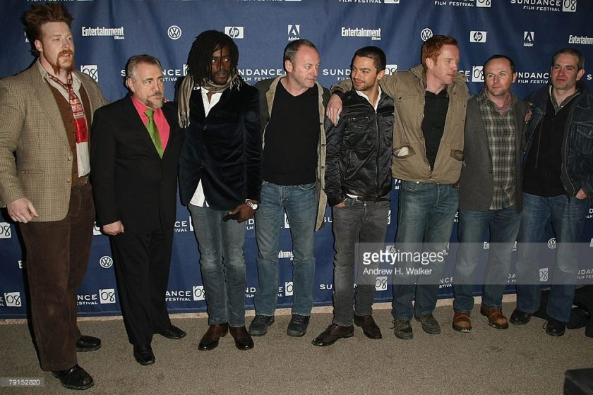 The Escapist premiere at the Sundance Film Festival, source: Getty Images