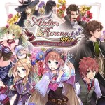El precioso #RPG Altelier Rorona Plus: The Alchemist of Arland, estará disponible para #PS3 el 20 de junio