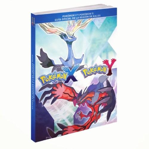 Disponible La Guía oficial de #PokémonX y #PokémonY región de Kalos #3DS #nintendo #pokemon