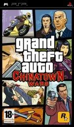 GTA Chinatown Wars: Portada de la versión PSP, que saldrá este otoño