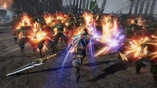 Samurai Warriors 5 gameplay