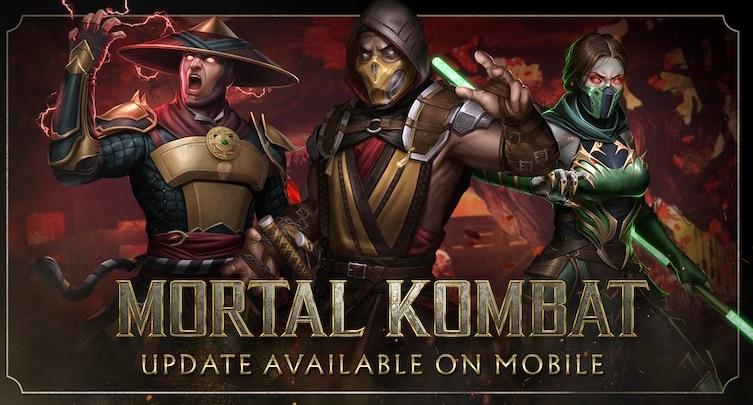 Mortal Kombat mobile