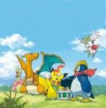 Pokémon Mundo Misterioso Exploradores del cielo: Previsto para DS el próximo 20 de noviembre