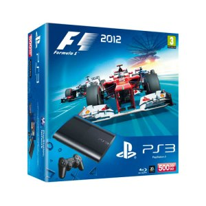 PS3 SUPERSLIM PACK F1