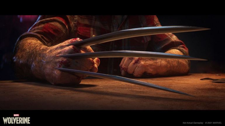 WOLVERINE PS5