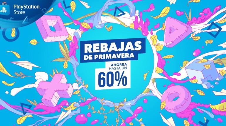 Ofertas PS4 Primavera 2020