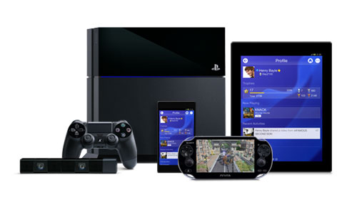 Playstation 4 Companion