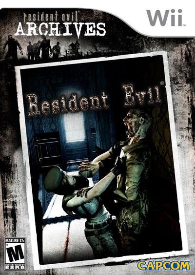 Resident Evil Archives Nintendo Wii