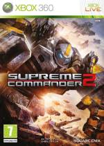 Supreme Commander 2: Disponible la versión para Xbox 360