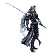 Dissidia Final Fantasy Sefirot