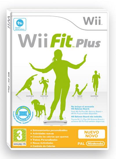 WiiFit Plus Nintendo Wii