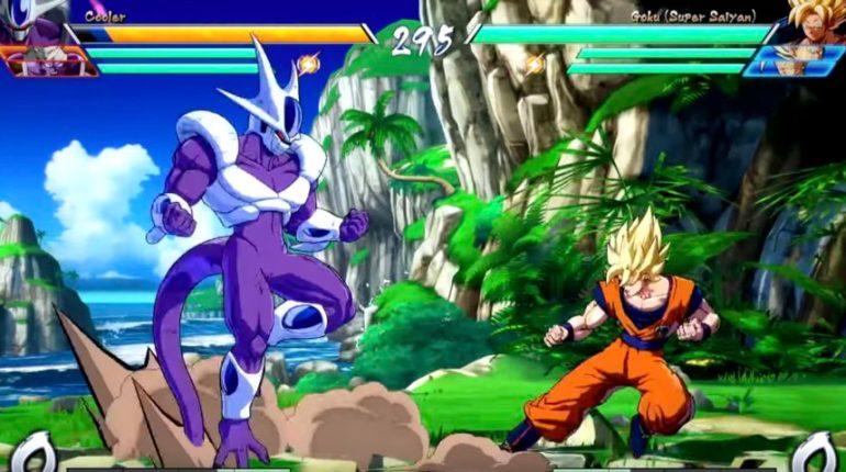 Cooler muestra su increíble poder en el nuevo vídeo gameplat de Dragon Ball FighterZ