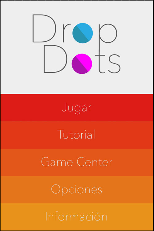 Drop Dots iOS