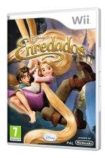 Enredados: Vive de cerca la nueva película de Disney con Nintendo Wii
