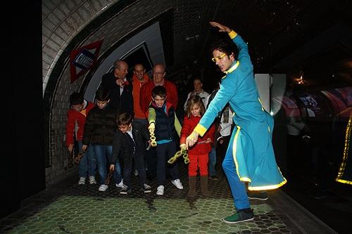 estacion magica wonderbook La estación mágica Wonderbook seguirá abierta hasta el 23 de diciembre