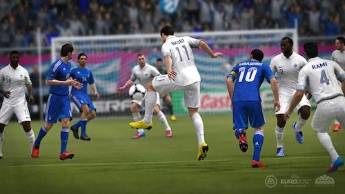 euro 2012 EA Sports