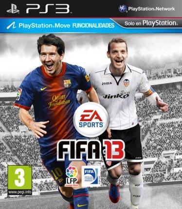 fifa 13 portada messi soldado FIFA 13: Soldado acompañará a Messi en la portada