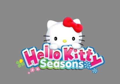 hello kitty seasons nintendo wii