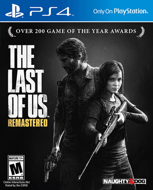 last of us remasterizado ps4