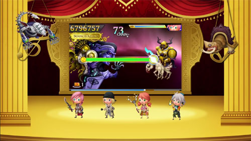 legacy of music Final Fantasy XIII