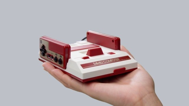mini famicom nintendo