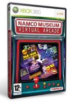 Namco Museum Virtual Arcade: Namco Bandai recuperan los mejores arcades