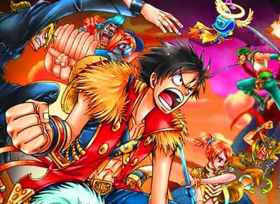 one piece unlimited cruise 2 nintendo Wii