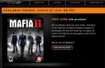 Onlive: Golpe de efecto ofreciendo antes que nadie el esperado Mafia II