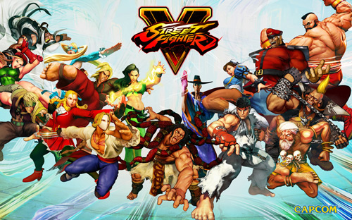 Personajes Street Fighter