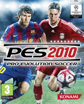 pes2010 portada
