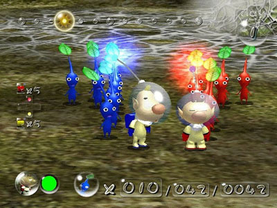 pikmin 2 new play control wii