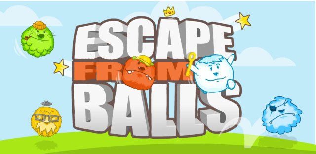 portada escape from balls