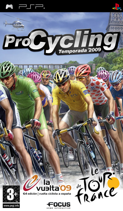 pro cycling temporada 2009 pc psp