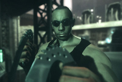 Chronicles of Riddick Xbox 360