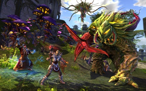storm legion rift Llega Storm Legion, la primera expansión de RIFT