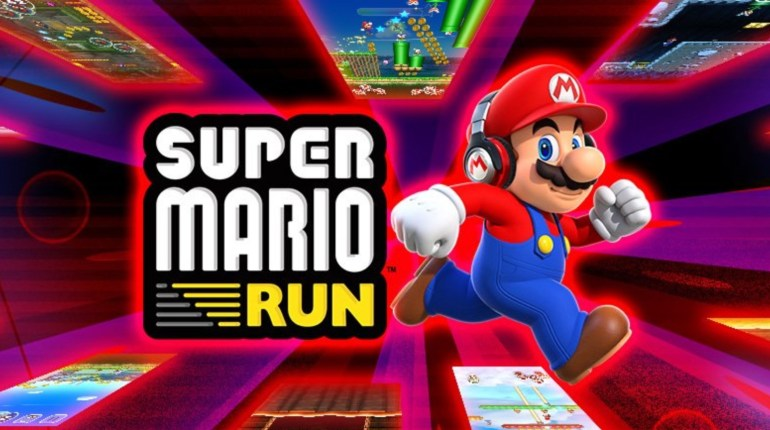 super mario run update