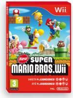 New Super Mario Bros Wii: A la venta el próximo 20 de noviembre
