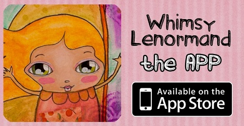 whimsy lenormand app