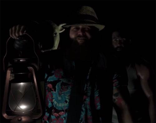 wyatt WWE 2K15 Así es la bizarra familia Wyatt en WWE 2K15