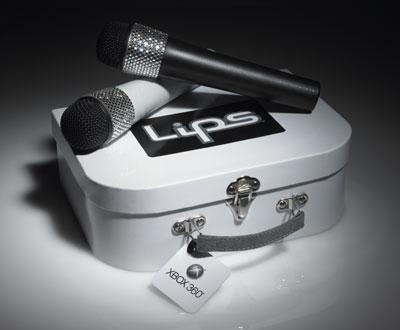 xbox360 lips swarovski pack